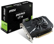 MSI GTX 1050 TI AERO ITX 4G OC Graphics Card